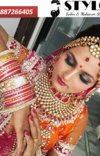 Best Bridal Makeup Artist in Udaipur by stylosalon