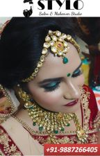Professional Makeup Artist in Udaipur by stylosalon