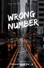 Wrong Number // Donny Pangilinan  by franceyesh_a