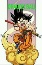 Dragon Ball by TheBaronOfTheNight