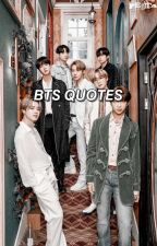 BTS Quotes by holehtae