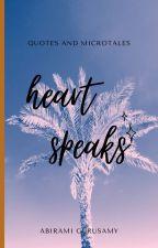 Heart Speaks by abirami288
