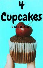 4 Cupcakes ! by Callie_Gou