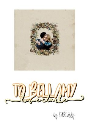 To Bellamy, Love Clarke by lilkhitty