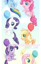 Truth or Dare MLP! by -Violet_Cake-