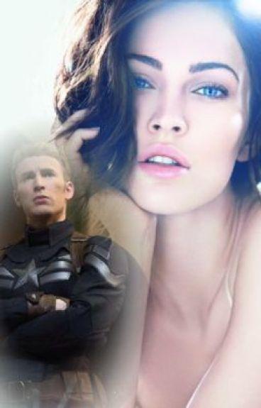 Electric Blue(Steve Rogers/Avengers Fan Fiction)