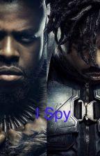 I Spy - Black Panther (M'BakuXOC) by LAC1940