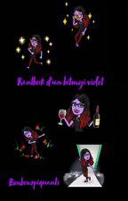 Rantbook d'une extraterrestre violette by Bonbonspiquants