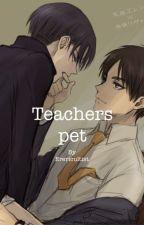 Teachers Pet ~ LevixEren by Rirentrash_