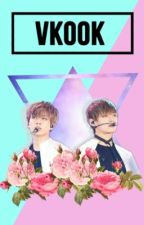 Vkook Moment by BYUN__MARIA