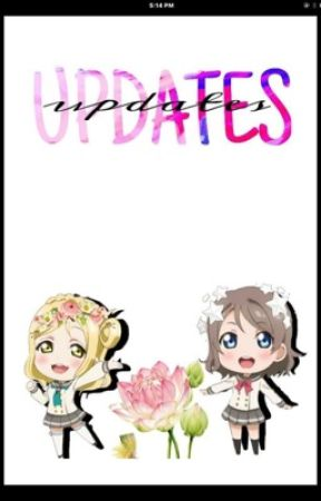 Kiwi and Mirah's Update Book! by sharpieink