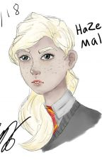 If Draco Malfoy had a sister? by jackoutthebox