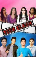 Teen Clash by stichismyfriend
