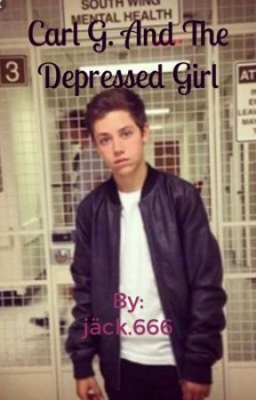 Carl Gallagher and the depressed girl by jackissadwhyidk