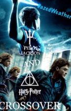 Percy Jackson and Harry Potter Crossover by DazedWeather