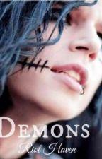 demons // a.b. b.v.b. by RiotHaven