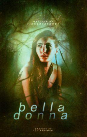 Belladonna 。 Simon Lewis by tinkertaydust