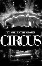 Circus | Jerome Valeska by smellxthexroses