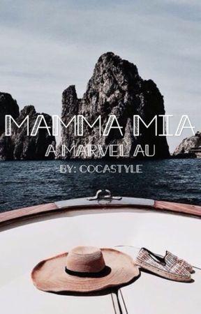 Mamma Mia // Avengers AU by cocastyle