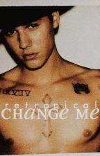 change me • jb by retropical