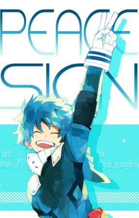 Boku no hero academia x Reader - Don't Worry! (Hitoshi