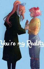 You're my Reality || Sayori x Monika ♡ by dokidokialena