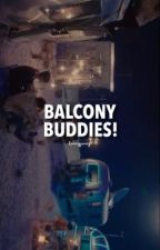 BALCONY BUDDIES | seungjin by HONEYJOONZ