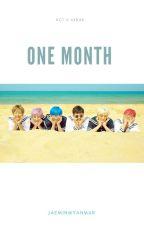 One Month [Na Jaemin] by jaeminmyanmar