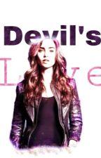 Devil's Love ♡ ᴅᴀᴍᴏɴ sᴀʟᴠᴀᴛᴏʀᴇ  by First-Doppelganger