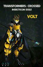 Transformers: Crossed - Volt by KendareDark