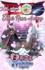 Kakuriyo no Yadomeshi || The Runaway Bride by Queenly_JD
