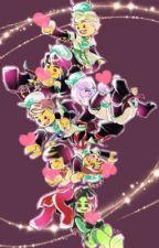 Ninjago: Sister Scenarios by PurpleNinjaOfSpirit