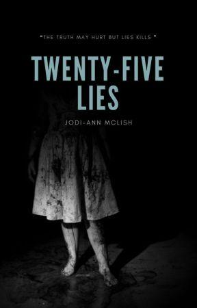 Twenty Five Lies by SilentNiaAngel