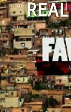 Realidade Na Favela  by Iara_222