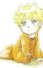Moments in Time: 5 year old Naruto by animejumper1