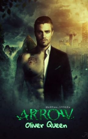 Arrow |Oliver Queen| by xXPao_1996Xx