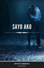 Sayo ako. by camsmaldits