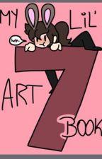 My Lil' ArtBook 7!! by PurpleRavenClaw