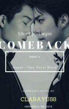 Comeback  by Egha86