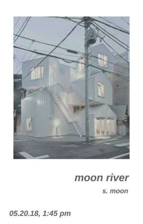moon river  [ oneshots ] by scrunchiekid