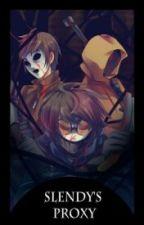 Obsesionado Con Mis Proxys.   / toby, masky, hoodie y slenderman/  •YAOI• by ScarletTheMonster
