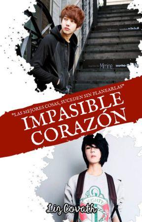 Impasible corazón by LizCovath