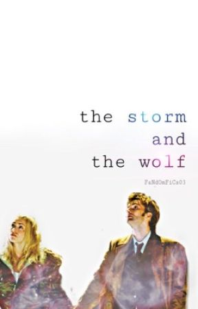 The Storm and the Wolf • Doctor Who  by FaNdOmFiCs03