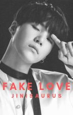 Fake Love ~ YOONGI X DEPRESSED IDOL READER by armyquack