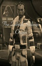 SWTOR: The Zabrak Siblings: Origin by Cavik96