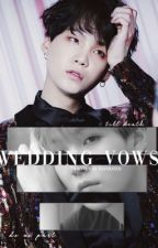 wedding vows| m.yg ¥ by _kpopsicle