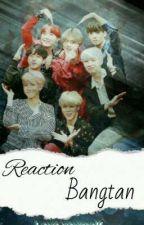 Reaction Bangtan by SraJeongukkie