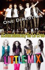 ¿Coincidencia? No Lo Creo (Little Direction) by MarineBluegreen