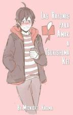 Las Razones para Amar a Tsukishima Kei by Midnight_Karma