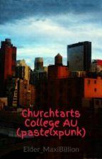 Churchtarts College AU (pastelxpunk) by Elder_MaxiBillion